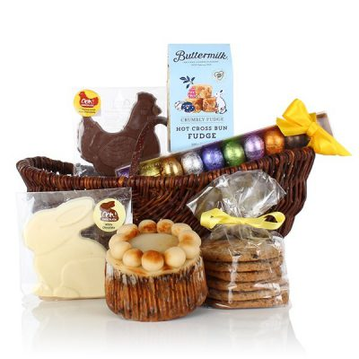 Top 10 gifts for easter 2018 cuckooland easter basket luxury gift hamper negle Image collections