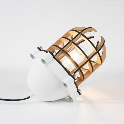 White-Table-Lamp-Industrial-Style