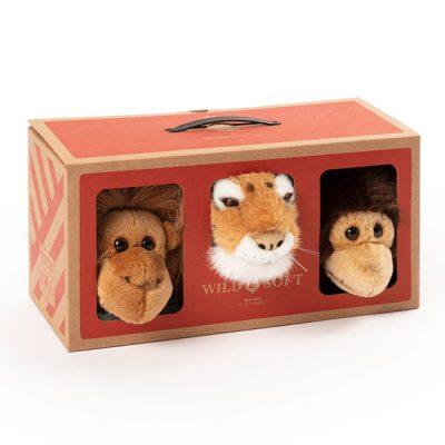 Wild and Soft Mini Jungle Trio