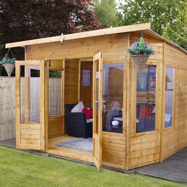 Helios Garden Summer House by Mercia