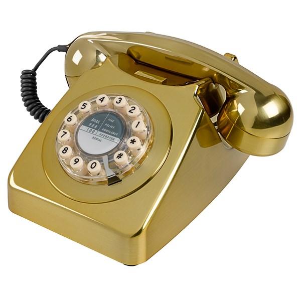 Metallic Retro Phones