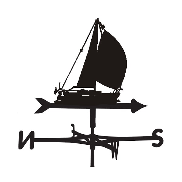 Sailing Yacht Weathervane