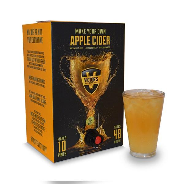Victors Drinks Apple Cider Making Kit