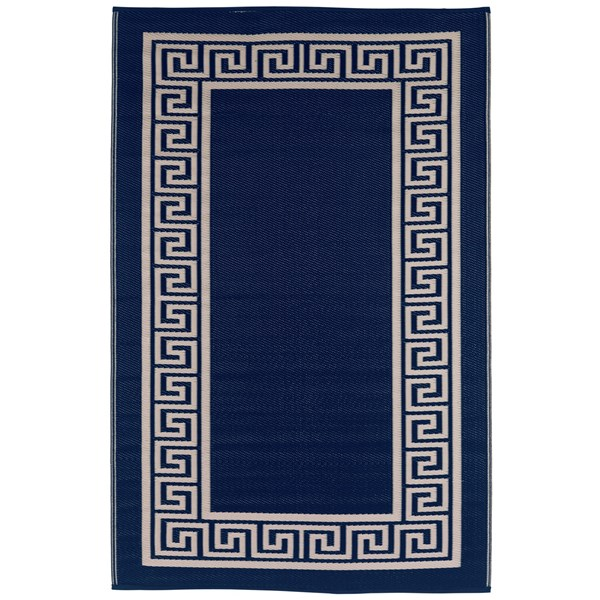Athens Outdoor Patio Rug Available in Different Sizes