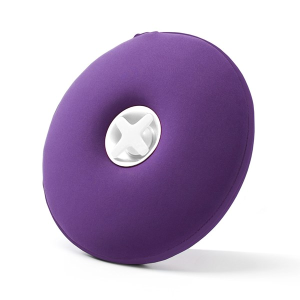 Award Winning PILL Hot Water Bottle in Purple