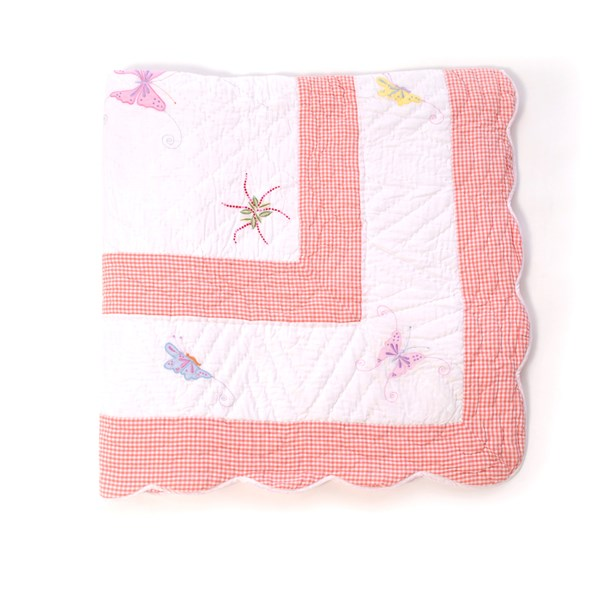 BUTTERFLY Bed Quilt