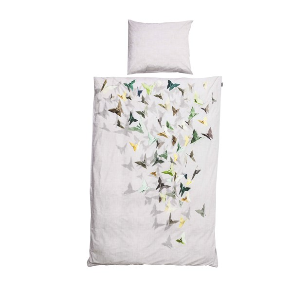 Snurk Butterfly Duvet Bedding Set