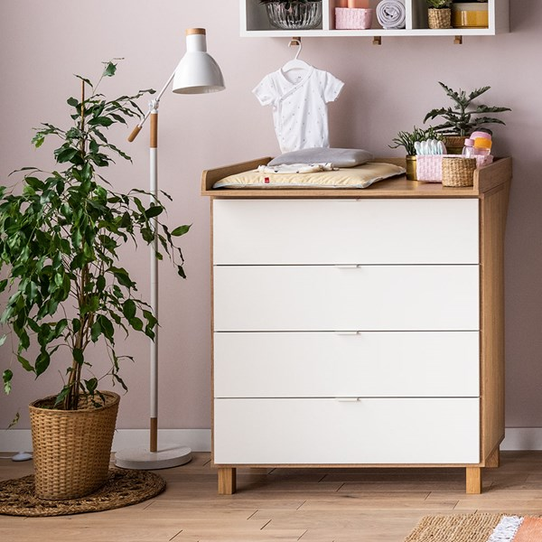 Vox Simple Nursery Chest of Drawers
