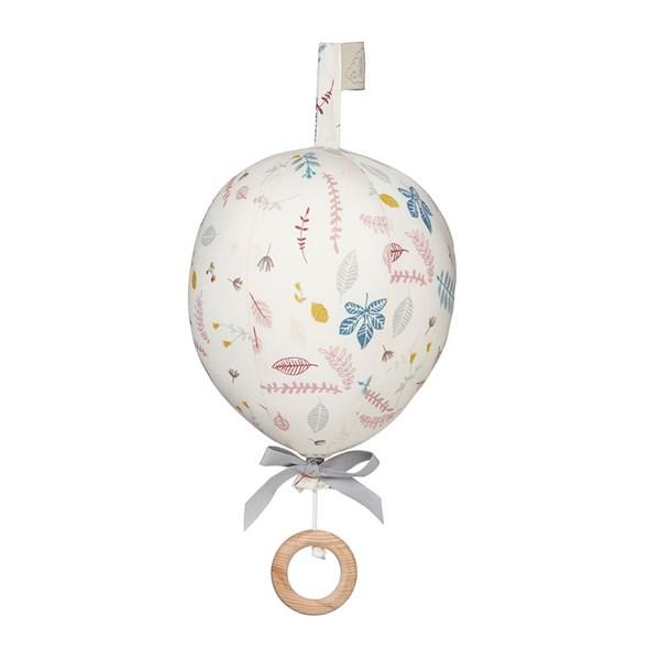 Cam Cam Copenhagen Balloon Mobile in Pressed Leaves Rose