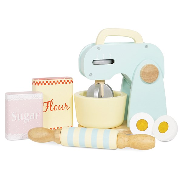 Kids Toy Food Mixer with Accessories