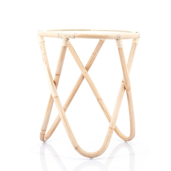 By Boo Rattan Side Table