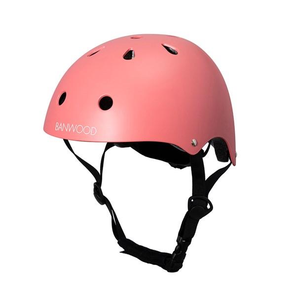 Banwood Kids Cycle Helmet in Coral