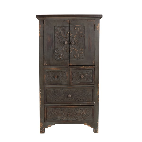 Vintage Style Cabinet with Storage