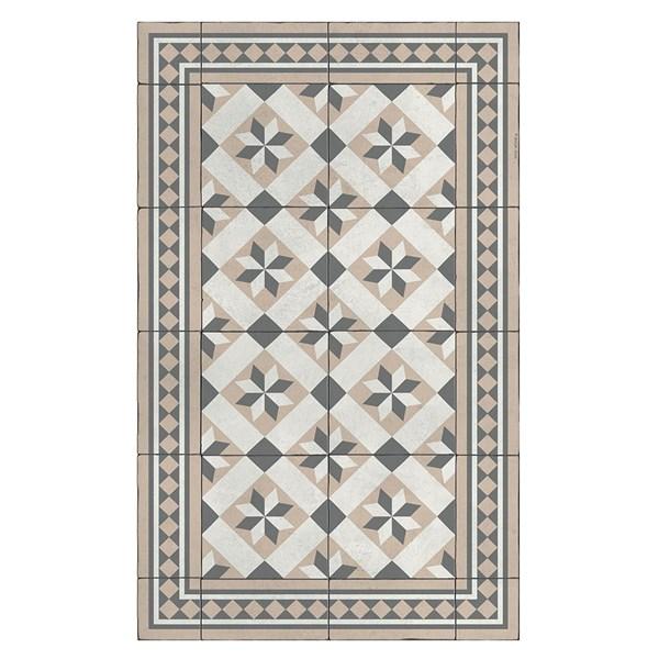 Beija Flor Authentic Gothic Floor Mat