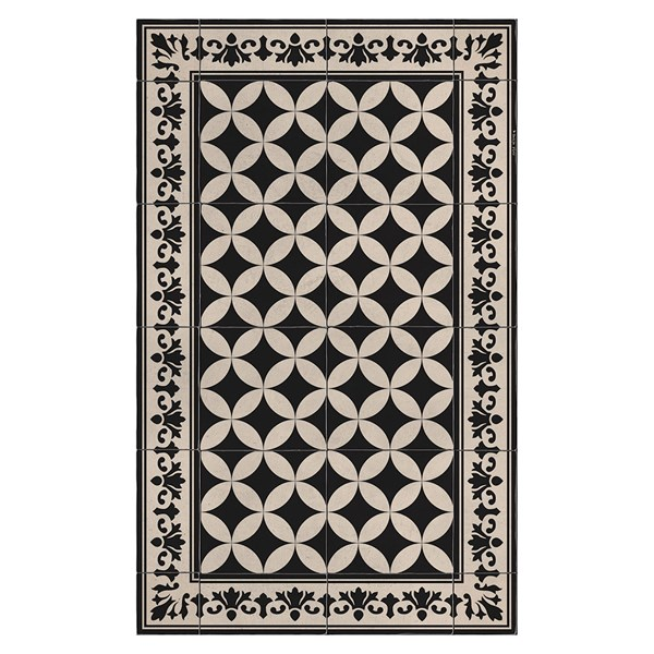 Beija Flor Authentic Sofi Floor Mat