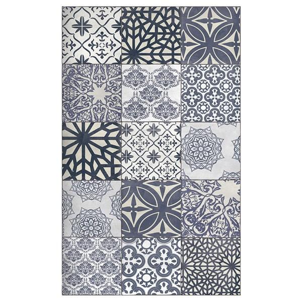 Beija Flor Authentic Eclectic Lace Floor Mat