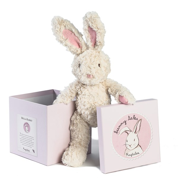 Bella Rabbit Soft Toy