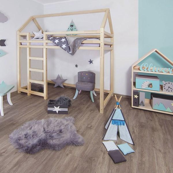 Benlemi Nesty Loft Bed