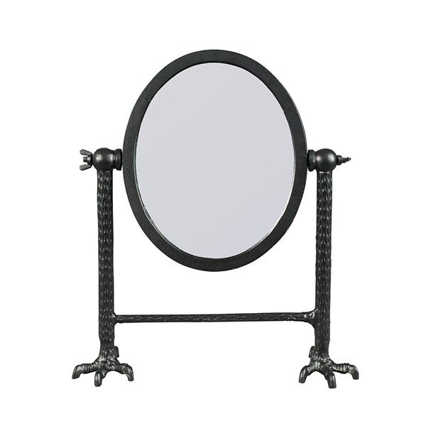 Dutchbone Falcon Vanity Mirror in Black
