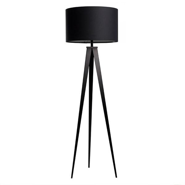 Zuiver Tripod Floor Lamp in Black