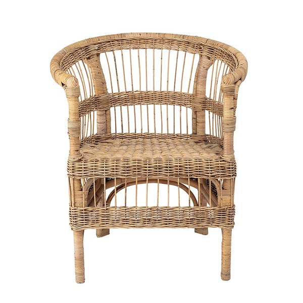 Bloomingville Natural Rattan Sally Lounge Chair