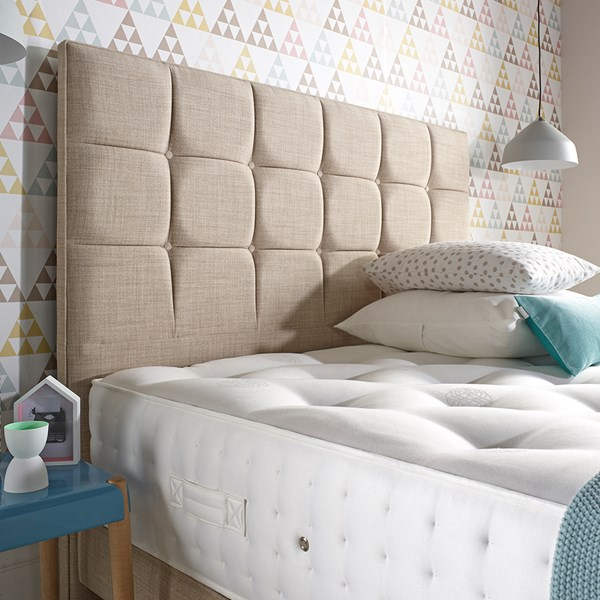 Relyon Luxury Buttoned Padded Headboard