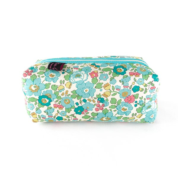 Betsy Liberty Box Cosmetic Bag