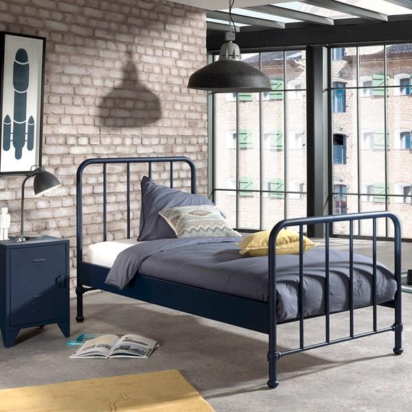 Bronxx Metal Kids Bed