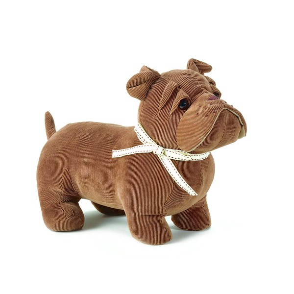 Bruno the Bulldog Doorstop