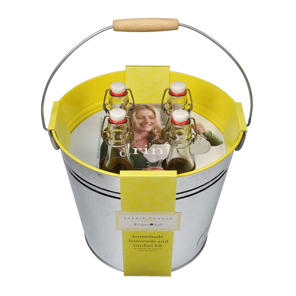 BUCKET OF FUN all in one HOMEMADE LEMONADE KIT by Sophie Conran