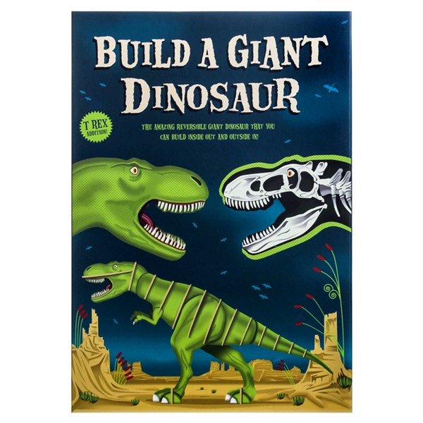 Reversible Create Your Own DIY Dinosaur Kit