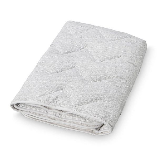 Cam Cam Copenhagen Baby Blanket in Grey Wave