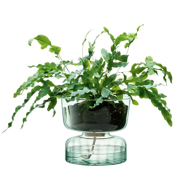 LSA Canopy Self Watering Planter