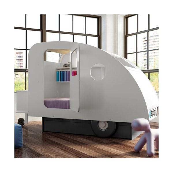 Kids Caravan Bed by Mathy By Bols