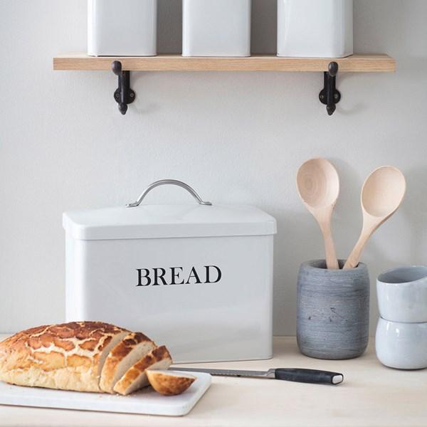 Garden Trading Metal Bread Bin