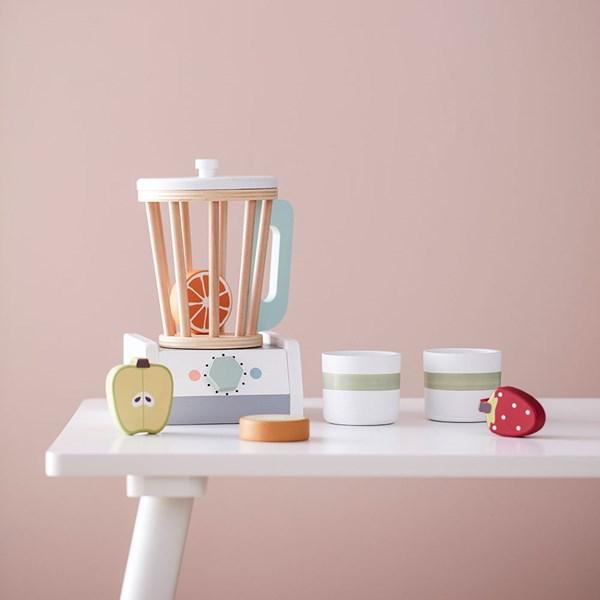 Kids Concept Children's Wooden Bistro Blender Set