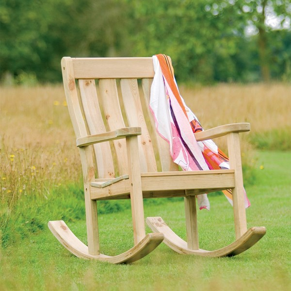 Alexander Rose Farmers Rocking Chair