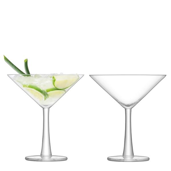 LSA International Gin Cocktail Glasses Set of 2