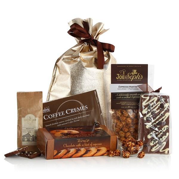 Virginia Hayward Coffee Lovers Luxury Gift Hamper