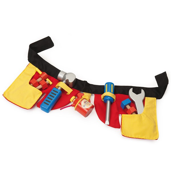 Le Toy Van My Handy Tool Belt Set