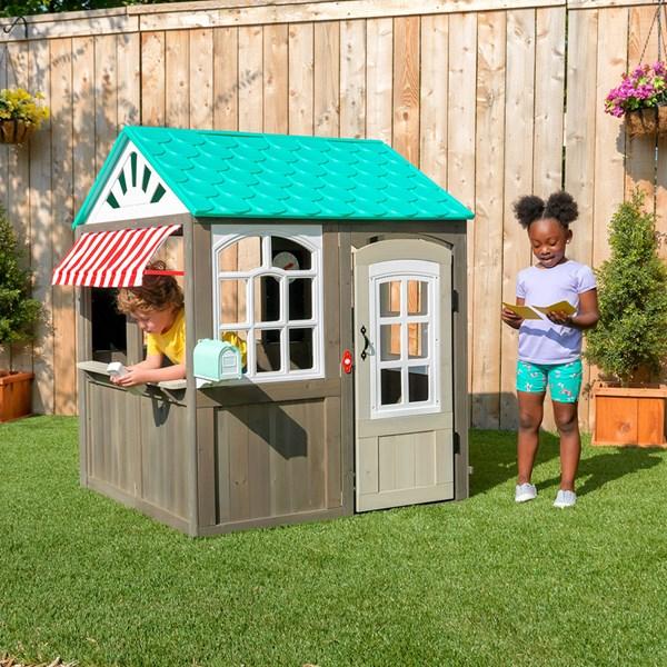 Kidkraft Coastal Cottage Outdoor Playhouse