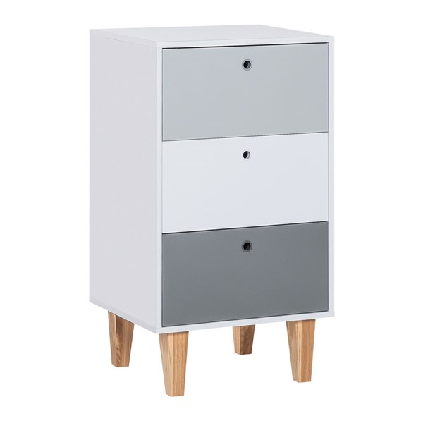Vox Concept Narrow Chest of Drawers