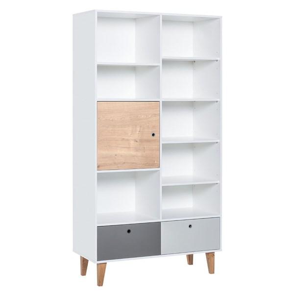 Vox Concept Wide Bookcase