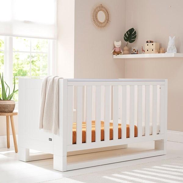 Tutti Bambini Rimini Cot Bed in White