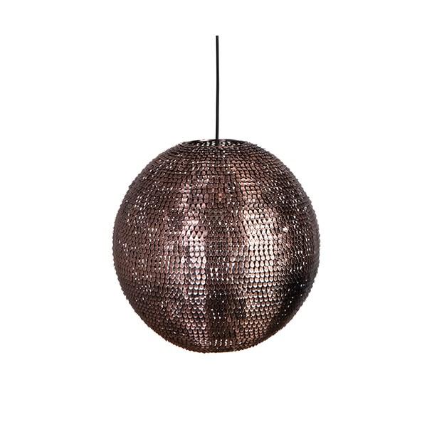 Dutchbone Cooper Round Pendant Lamp