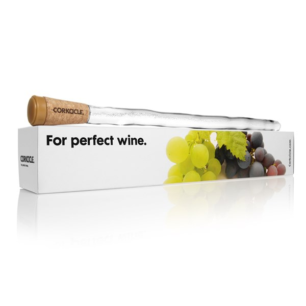 Introducing the Corkcicle Wine Cooler by Cuckooland