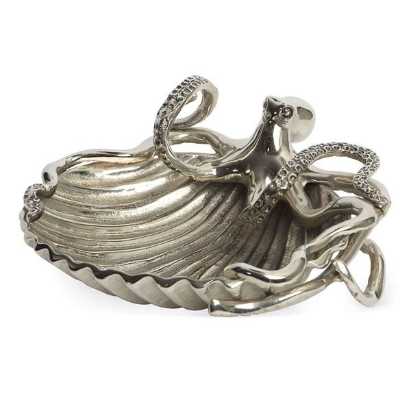 Unique Aluminium Octopus Dinnerware