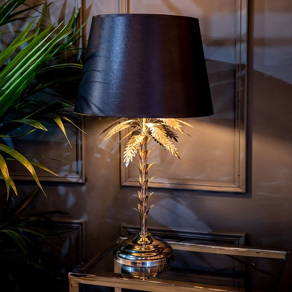 Culinary Concepts Palm Tree Table Lamp