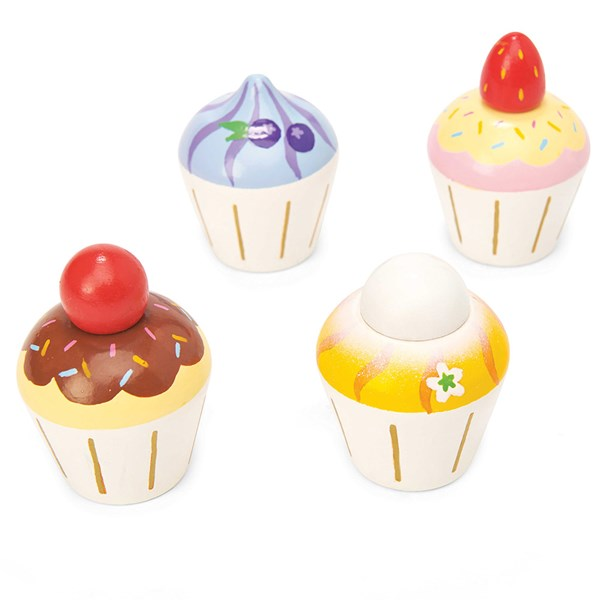 Painted Wooden Baking Role Play Toys