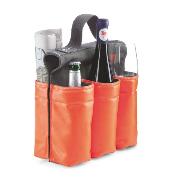 DONKEY Six Bottle Bicycle Bag